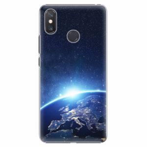 Plastový kryt iSaprio - Earth at Night - Xiaomi Mi Max 3