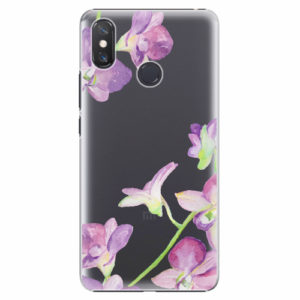 Plastový kryt iSaprio - Purple Orchid - Xiaomi Mi Max 3