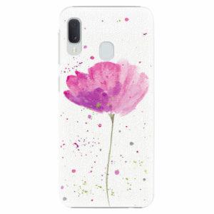 Plastový kryt iSaprio - Poppies - Samsung Galaxy A20e