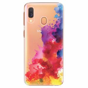 Plastový kryt iSaprio - Color Splash 01 - Samsung Galaxy A40