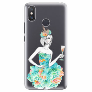 Plastový kryt iSaprio - Queen of Parties - Xiaomi Mi Max 3