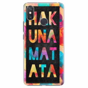 Plastový kryt iSaprio - Hakuna Matata 01 - Xiaomi Mi Max 3