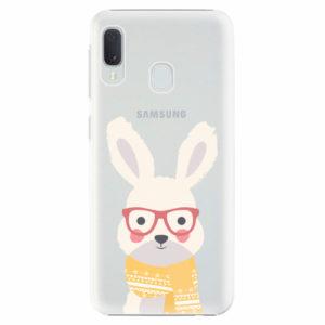 Plastový kryt iSaprio - Smart Rabbit - Samsung Galaxy A20e
