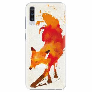 Plastový kryt iSaprio - Fast Fox - Samsung Galaxy A70