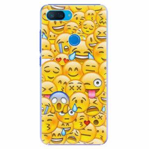 Plastový kryt iSaprio - Emoji - Xiaomi Mi 8 Lite