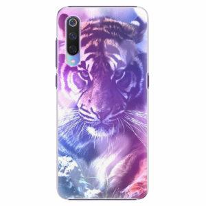 Plastový kryt iSaprio - Purple Tiger - Xiaomi Mi 9