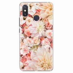 Plastový kryt iSaprio - Flower Pattern 06 - Xiaomi Mi Max 3