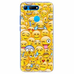 Plastový kryt iSaprio - Emoji - Huawei Honor View 20