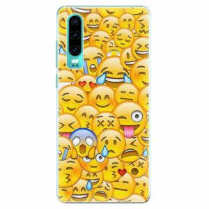 Plastový kryt iSaprio - Emoji - Huawei P30