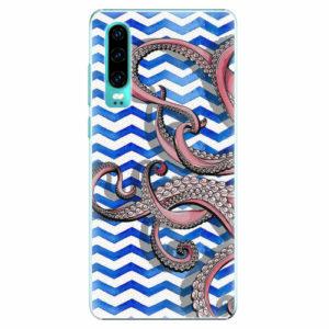 Plastový kryt iSaprio - Octopus - Huawei P30