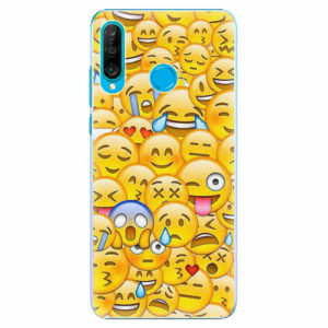 Plastový kryt iSaprio - Emoji - Huawei P30 Lite
