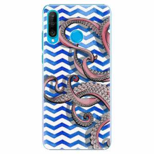 Plastový kryt iSaprio - Octopus - Huawei P30 Lite