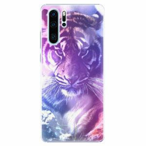 Plastový kryt iSaprio - Purple Tiger - Huawei P30 Pro