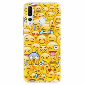 Plastový kryt iSaprio - Emoji - Huawei Nova 4