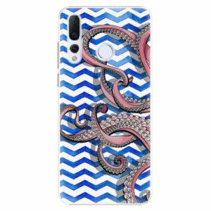 Plastový kryt iSaprio - Octopus - Huawei Nova 4