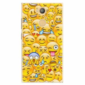 Plastový kryt iSaprio - Emoji - Sony Xperia L2