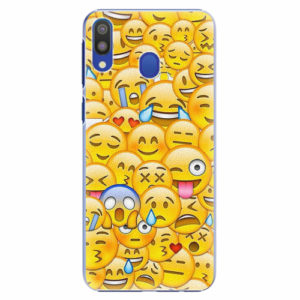 Plastový kryt iSaprio - Emoji - Samsung Galaxy M20