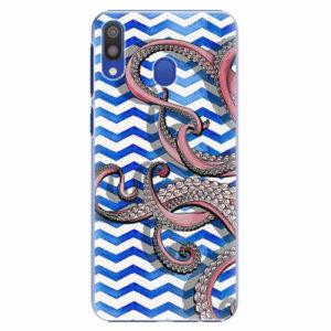 Plastový kryt iSaprio - Octopus - Samsung Galaxy M20