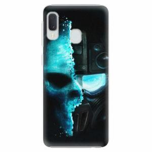 Plastový kryt iSaprio - Roboskull - Samsung Galaxy A20e