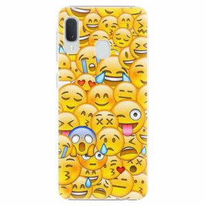 Plastový kryt iSaprio - Emoji - Samsung Galaxy A20e