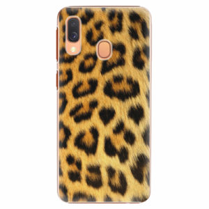 Plastový kryt iSaprio - Jaguar Skin - Samsung Galaxy A40