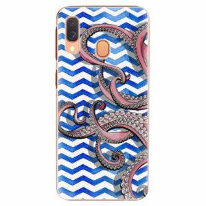 Plastový kryt iSaprio - Octopus - Samsung Galaxy A40