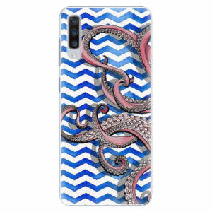 Plastový kryt iSaprio - Octopus - Samsung Galaxy A70