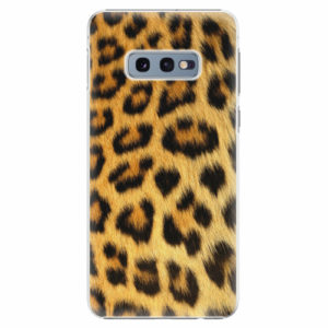 Plastový kryt iSaprio - Jaguar Skin - Samsung Galaxy S10e