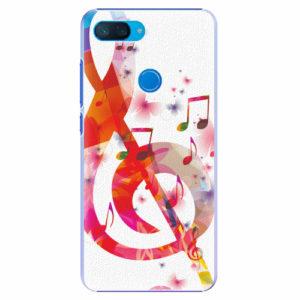 Plastový kryt iSaprio - Love Music - Xiaomi Mi 8 Lite