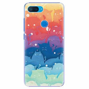 Plastový kryt iSaprio - Cats World - Xiaomi Mi 8 Lite