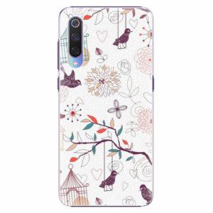 Plastový kryt iSaprio - Birds - Xiaomi Mi 9