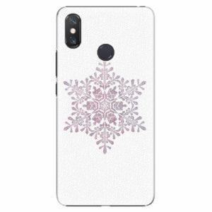 Plastový kryt iSaprio - Snow Flake - Xiaomi Mi Max 3