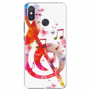 Plastový kryt iSaprio - Love Music - Xiaomi Mi Max 3