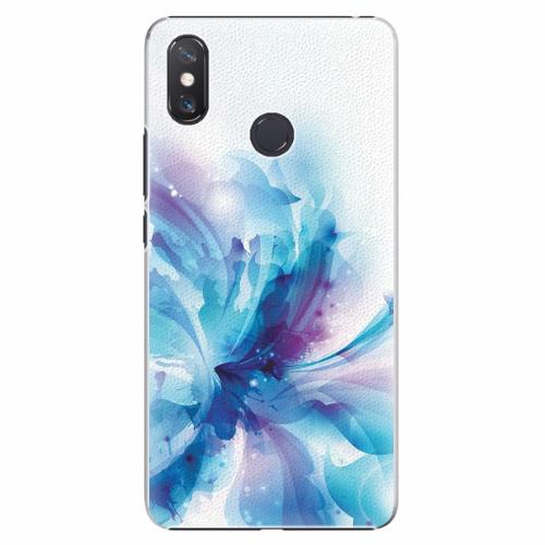Plastový kryt iSaprio - Abstract Flower - Xiaomi Mi Max 3