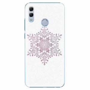 Plastový kryt iSaprio - Snow Flake - Huawei Honor 10 Lite