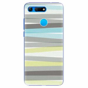 Plastový kryt iSaprio - Stripes - Huawei Honor View 20