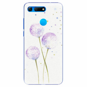 Plastový kryt iSaprio - Dandelion - Huawei Honor View 20