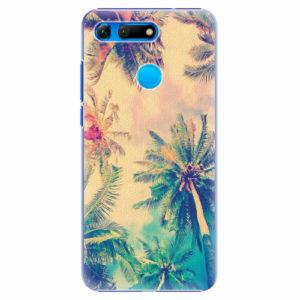 Plastový kryt iSaprio - Palm Beach - Huawei Honor View 20