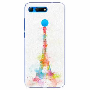 Plastový kryt iSaprio - Eiffel Tower - Huawei Honor View 20