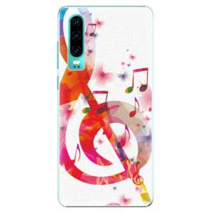 Plastový kryt iSaprio - Love Music - Huawei P30