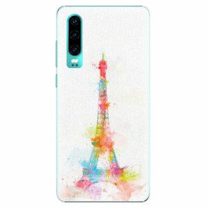 Plastový kryt iSaprio - Eiffel Tower - Huawei P30