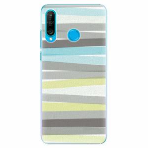 Plastový kryt iSaprio - Stripes - Huawei P30 Lite
