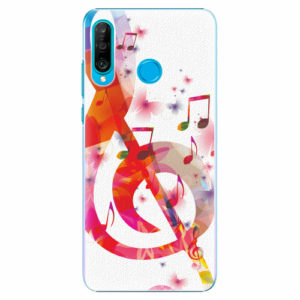 Plastový kryt iSaprio - Love Music - Huawei P30 Lite