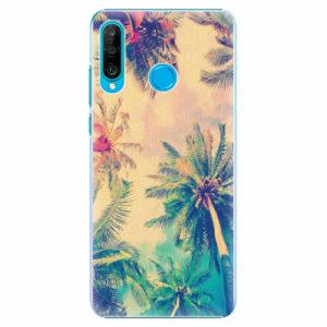 Plastový kryt iSaprio - Palm Beach - Huawei P30 Lite
