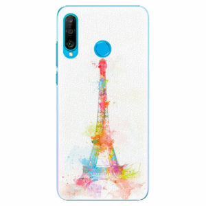 Plastový kryt iSaprio - Eiffel Tower - Huawei P30 Lite