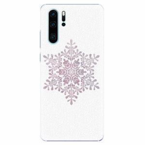 Plastový kryt iSaprio - Snow Flake - Huawei P30 Pro