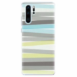 Plastový kryt iSaprio - Stripes - Huawei P30 Pro