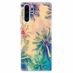 Plastový kryt iSaprio - Palm Beach - Huawei P30 Pro