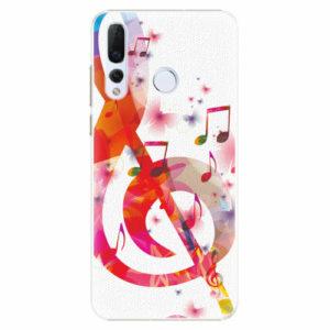 Plastový kryt iSaprio - Love Music - Huawei Nova 4
