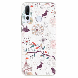 Plastový kryt iSaprio - Birds - Huawei Nova 4